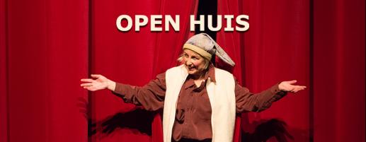 Open Huis, 7 november in Theater de Beun